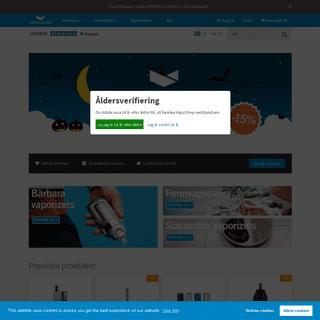 ArchiveBay.com - vaposhop.se - Köpa Vaporizer från VapoShop - Fri frakt