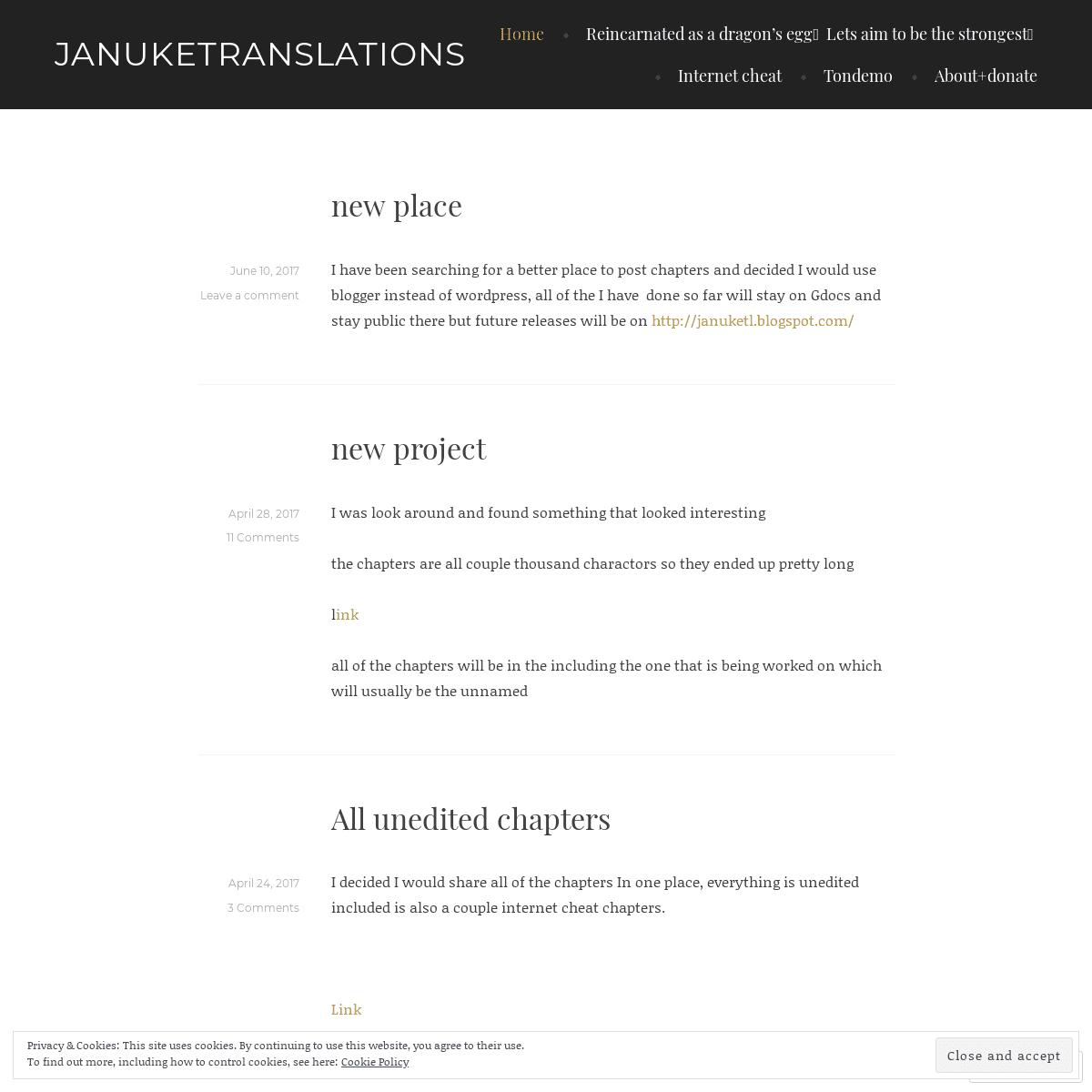 Januketranslations