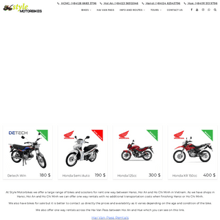 ArchiveBay.com - stylemotorbikes.com - Style Motorbikes – The best place to get a motorbike