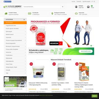 Multi-vitamin - Multi-vitamin webáruház és 5 Bio Egészség Biobolt Budapesten