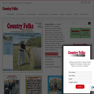 ArchiveBay.com - countryfolks.com - Country Folks - Country Folks