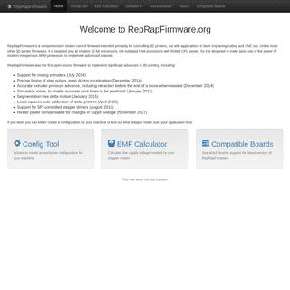 RepRapFirmware.org