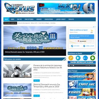 Radio Anime Nexus - La #1 de toda Latinoamérica... Y NADA MÁS!!!