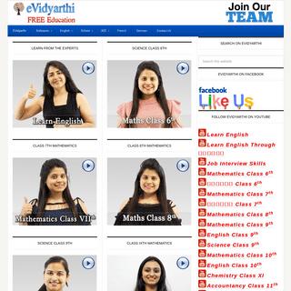 ArchiveBay.com - evidyarthi.in - FREE School Videos, Basic English - eVidyarthi