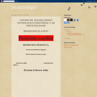 ArchiveBay.com - sharon-parasitologia.blogspot.com - parasitologia