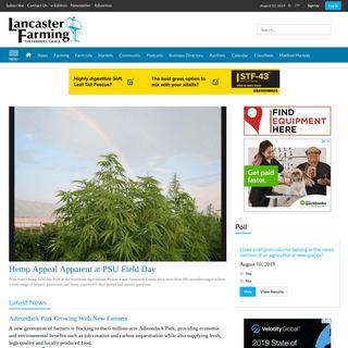 ArchiveBay.com - lancasterfarming.com - lancasterfarming.com - The Farmer's Choice
