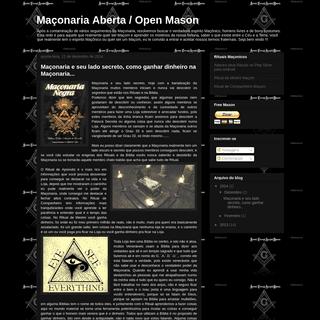 Maçonaria Aberta - Open Mason