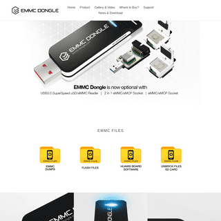EMMC Dongle - Emmc Files for all mobile phone and smartphone