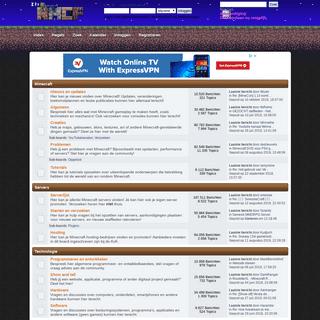 Nederlands Minecraft Forum - Forumindex