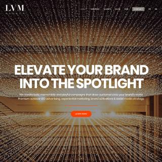 Lash Vision Media - Outdoor Advertising - Experiential Marketing - Montreal