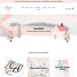 Virgo and Paper – Virgo and Paper, LLC