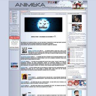 ArchiveBay.com - animeka.com - Accueil - Animeka