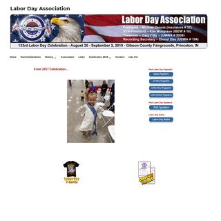 Labor Day Association