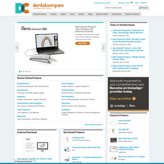 Dentalcompare.com - Top Products. Best Practices.