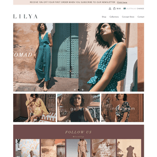 A complete backup of ilovelilya.com