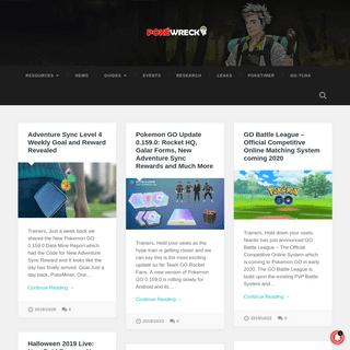 PokéWreck - Pokemon GO News, Guides, Tips and Tricks