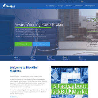 ArchiveBay.com - blackbullmarkets.com - BlackBull Markets - Forex, CFDs & Commodities