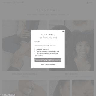Designer Jewellery - Dinny Hall