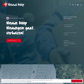 Kringloopwinkel Nieuwe Hoop - Tweedehands winkels met een missie