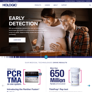 Hologic- Breakthrough Diagnostic & Medical Imaging Solutions