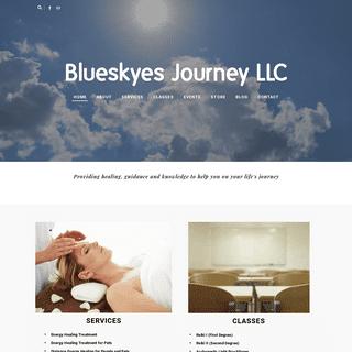 Blueskyes Journey LLC - Blueskyes Journey LLC