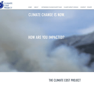 Climate Cost Project