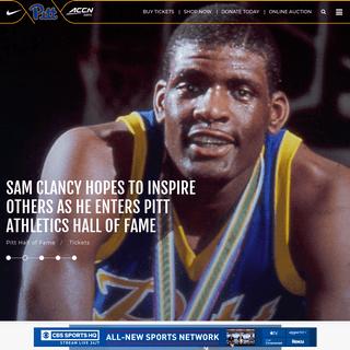 Pitt Panthers #H2P - Official Athletics Website
