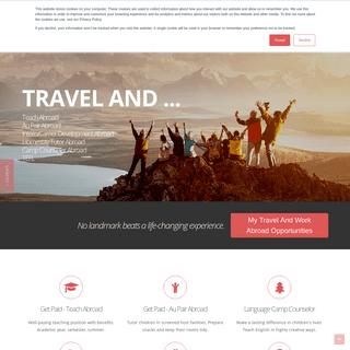GeoVisions Travel Abroad
