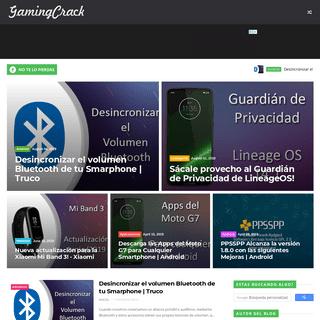 GamingCrack - Tecnologia, Android y Mucho Más