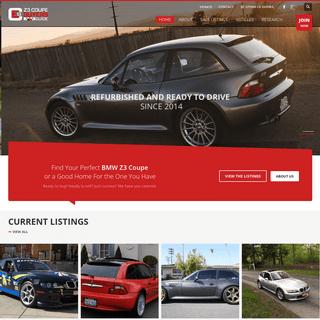Z3 Coupe Buyers Guide -- Z3 Coupe Buyers Guide