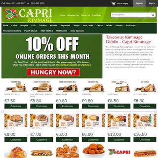 Capri Take Away