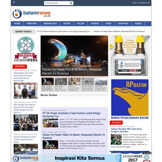 Batamnews.co.id - News & Lifestyle