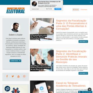 ArchiveBay.com - marketingdigitaleleitoral.com - Marketing Digital Eleitoral - Anderson Alves