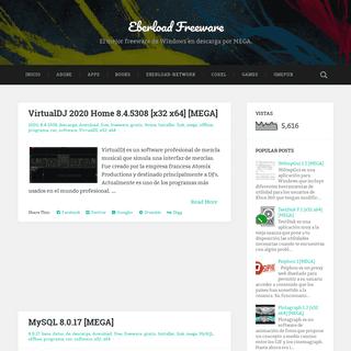 Eberload Freeware