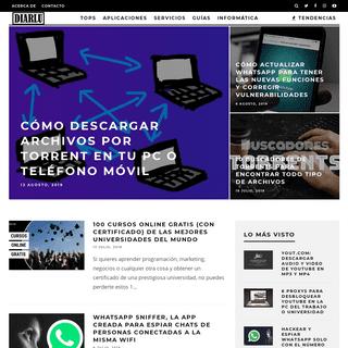 Diarlu - Blog de Tecnología e Informática