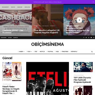 Beyin Yakan Bağımsız Sinema Platformu - oBicimSinema.com