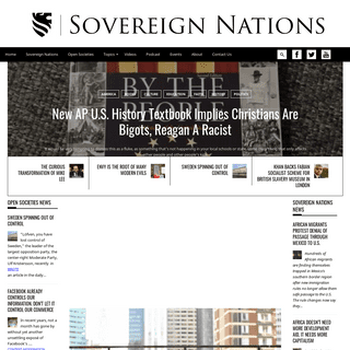 Sovereign Nations