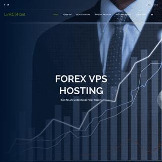 ArchiveBay.com - linkuphost.com - Forex VPS and Blockchain VPS - LinkUpHost The Outstanding Hosting