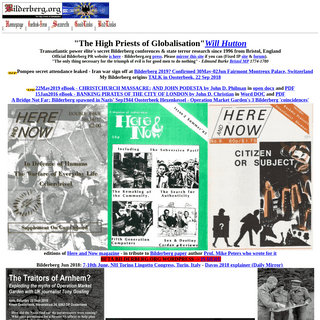 Bilderberg Nazi roots censored by Wikipedia StratCom hackers - https---37.220.108.147-members-www.bilderberg.org- www.bilderberg