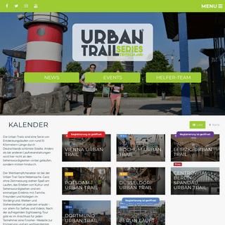 Urban Trail Series Deutschland - Urban Trail Series Deutschland