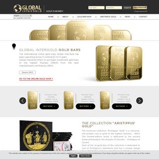 Global InterGold - The Online Gold Shop