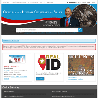 ArchiveBay.com - ilsos.net - The Official Website for the Illinois Secretary of State