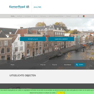 ArchiveBay.com - kamerraad.nl - KamerRaad Housing Agency - Welkom bij KamerRaad!