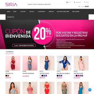 Siria Boutique