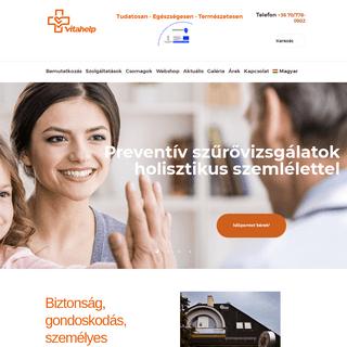 Szűrővizsgálatokra szakosodva - Vitahelp.hu - VitaHelp