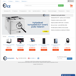 EO.CZ - elektronický obchod