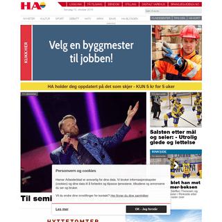 Hamar Arbeiderblad – nyhetene fra Hedmarken