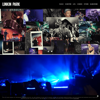 Home page - Linkin Park