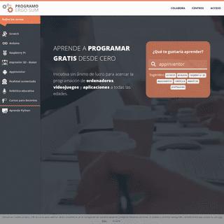ArchiveBay.com - programoergosum.com - Cursos online y tutoriales para aprender a programar