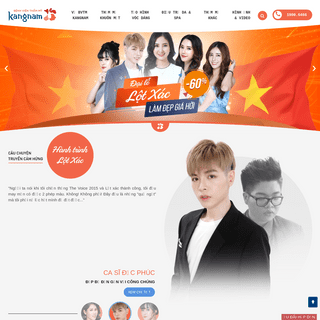 ArchiveBay.com - benhvienthammykangnam.vn - Bệnh viện thẩm mỹ Kangnam - BV phẫu thuật thẩm mỹ Hàn Quốc SỐ 1